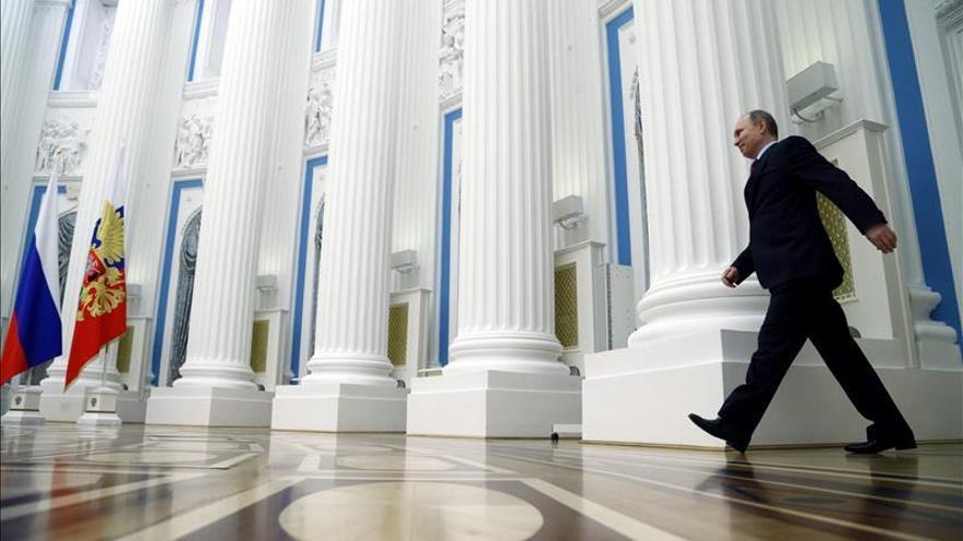 Putin crea cinco bases de mando para la lucha contra el terrorismo en el mar