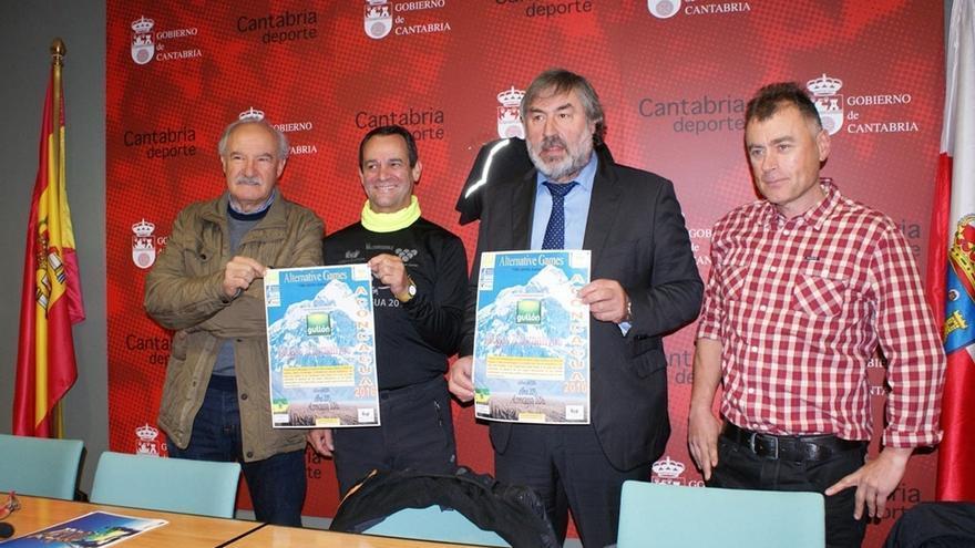 El montañero Roberto Ceballos acometerá el ascenso al Aconcagua el 6 de diciembre