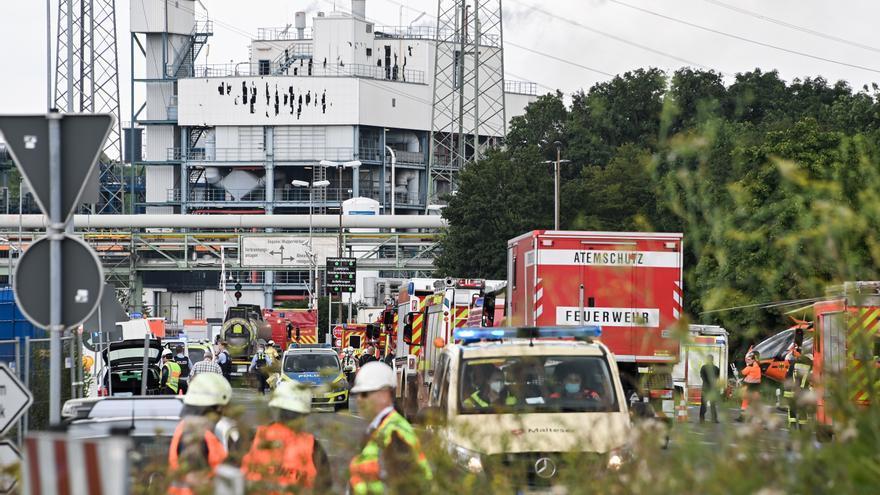 Hallan tres cuerpos tras explosión en Alemania, con al menos ya cinco muertos