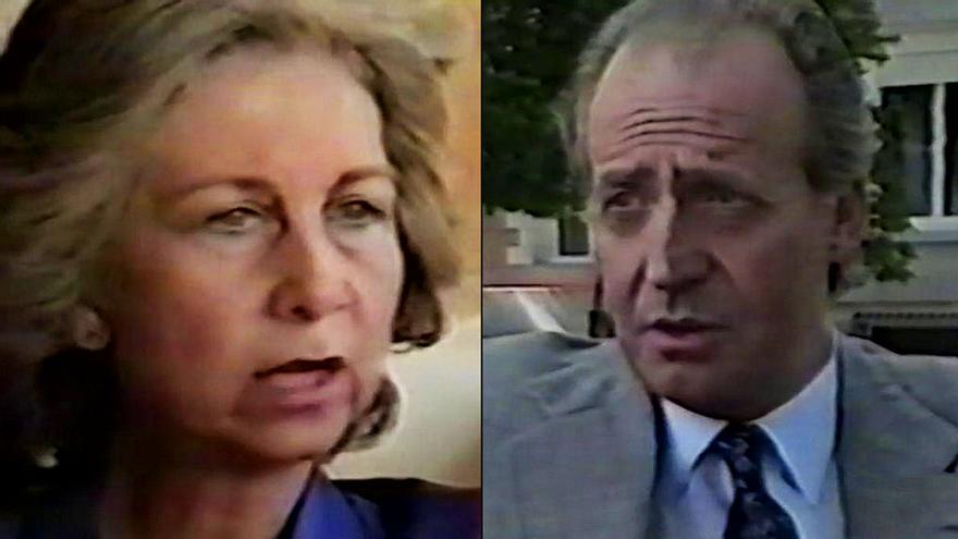 'Todo es mentira' recrea la hoguera de confrontación entre Sofía y Juan Carlos con ayuda de Melyssa y Tom