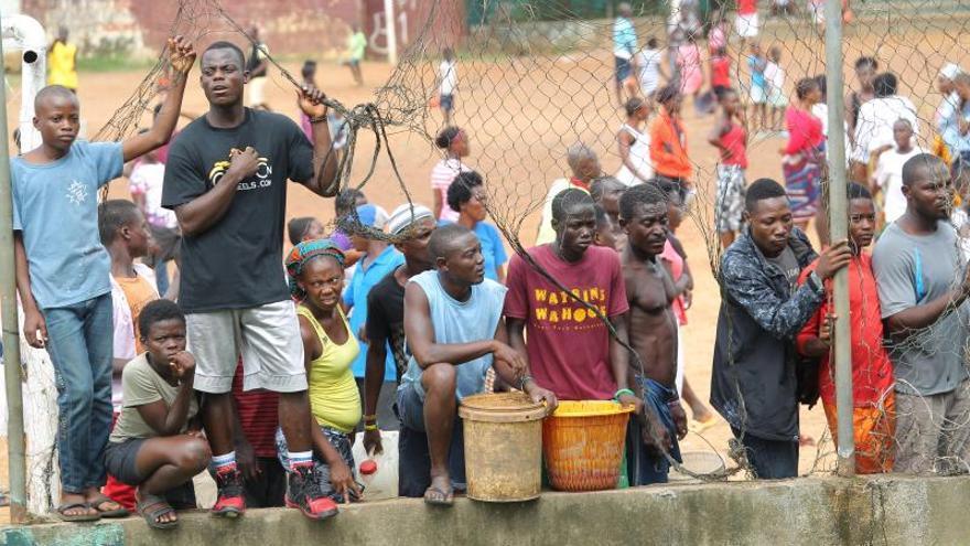 El África subsahariana registró cifras récord de desplazados forzosos en 2017