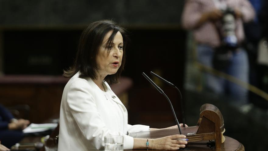 Robles (PSOE) apunta que la prisión para Junqueras y exconsejeros es una medida muy preliminar susceptible de variar