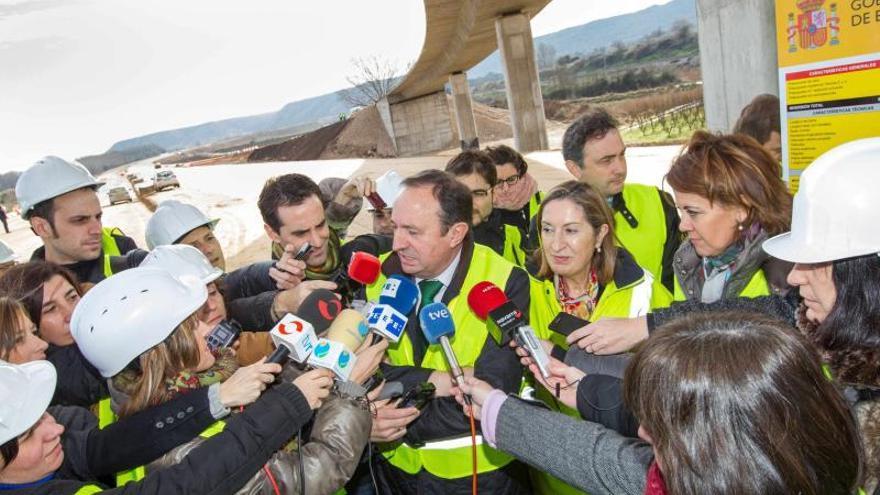Pastor prevé la apertura de la Autovía del Cantábrico en Galicia en febrero
