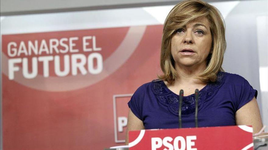 """Valenciano pide a Rajoy que renuncie """"al tacticismo ramplón y dé explicaciones"""""""