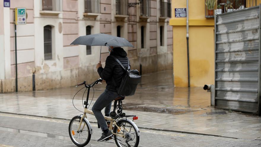Mañana, tormentas fuertes en el oeste de Castilla y León y Extremadura