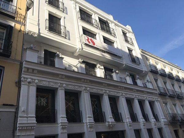 Promoción de viviendas de Fernando VI 3, el edificio de los pingüinos | Somos Chueca