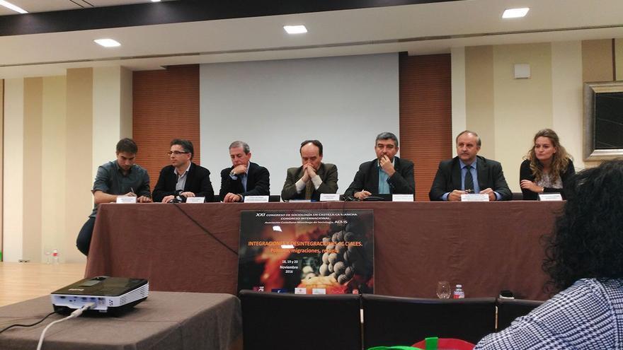 Congreso de sociología de Castilla-La Mancha