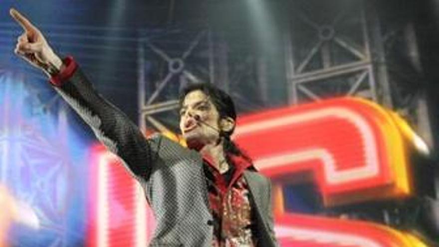 Michael Jackson en this is It
