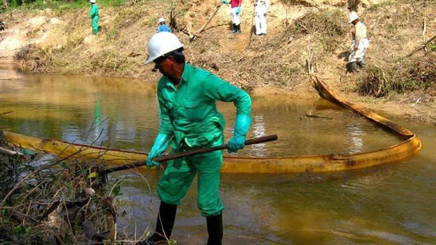 La contaminación por metales pesados fruto de los derrames de crudo causan estragos en el Amazonas peruano