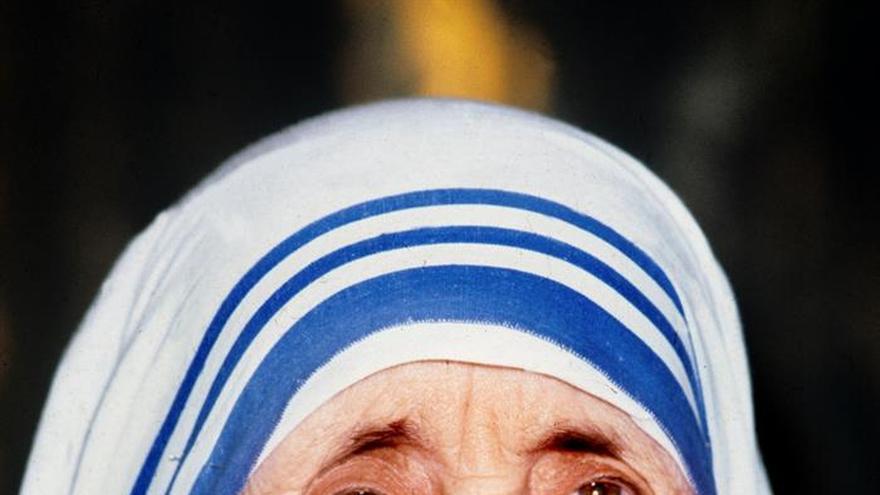 La madre Teresa de Calcuta será hoy proclamada santa