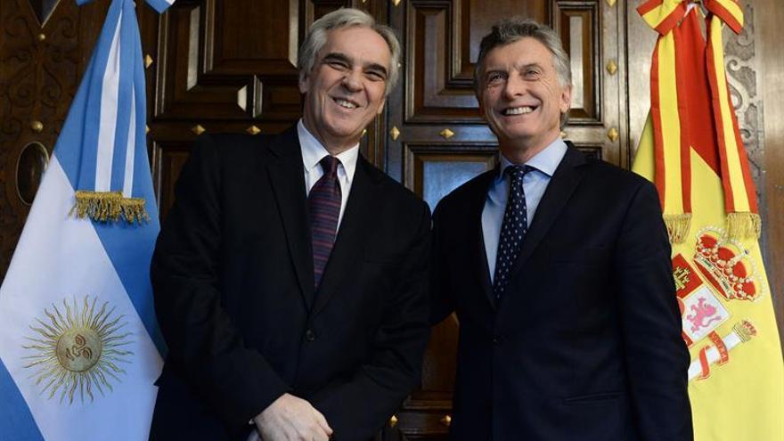 El nuevo embajador de España en Argentina espera cerrar el pacto UE-Mercosur