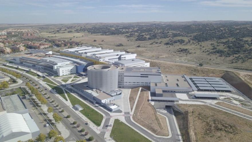 Se retrasa la llegada de los servicios de Neumología y Anestesia al nuevo Hospital de Toledo por la tercera ola de COVID