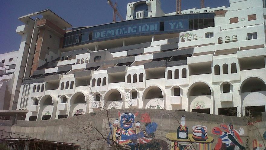 """IULV-CA pide a la Junta """"pasos firmes y menos declaraciones de intenciones"""" respecto al Algarrobico"""