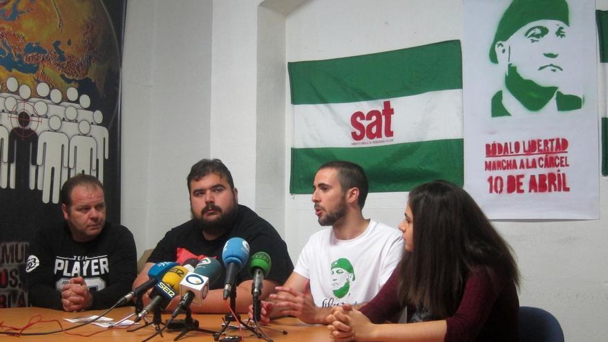 """El SAT anima a participar en """"la ola de solidaridad, compromiso y justicia"""" hacia Bódalo con la marcha del domingo"""