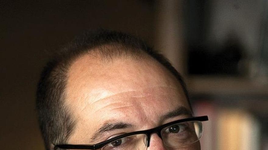 """Pedro Ugarte: """"La literatura quita trabajo a los psiquiatras"""""""