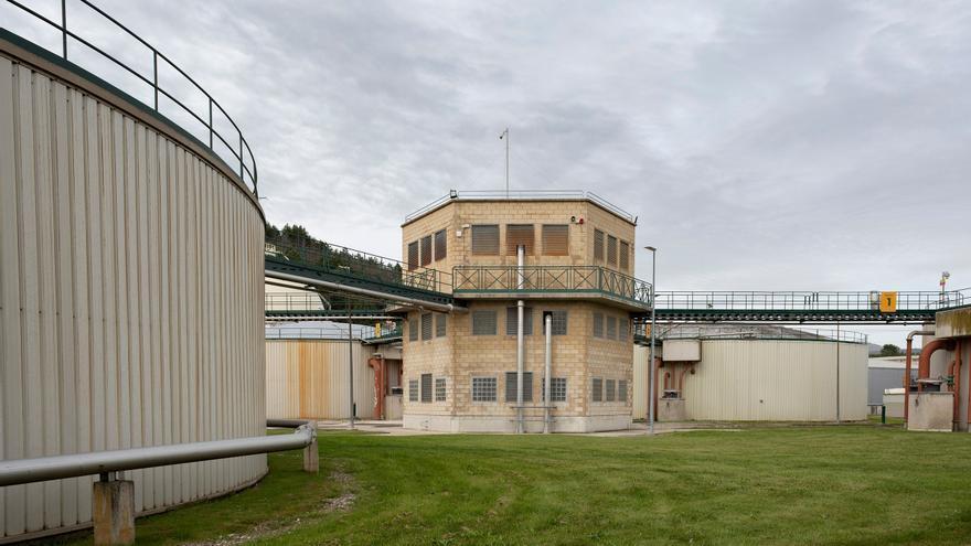 Estación Depuradora de Aguas Residuales de Arazuri.