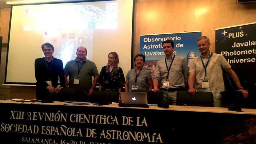Publicado el cartografiado del cielo hecho en el Observatorio de Javalambre