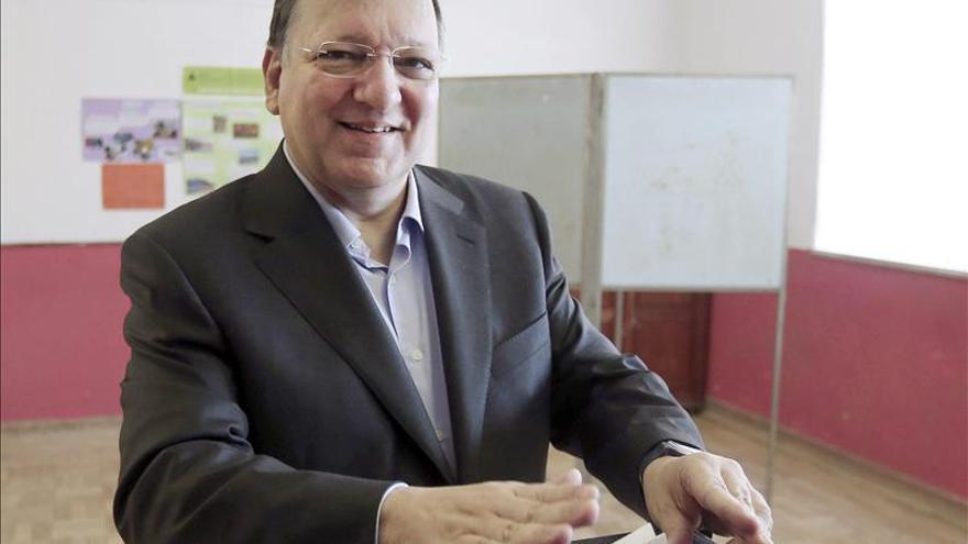 Barroso destaca que los resultados avalan el trabajo de los gestores de la crisis