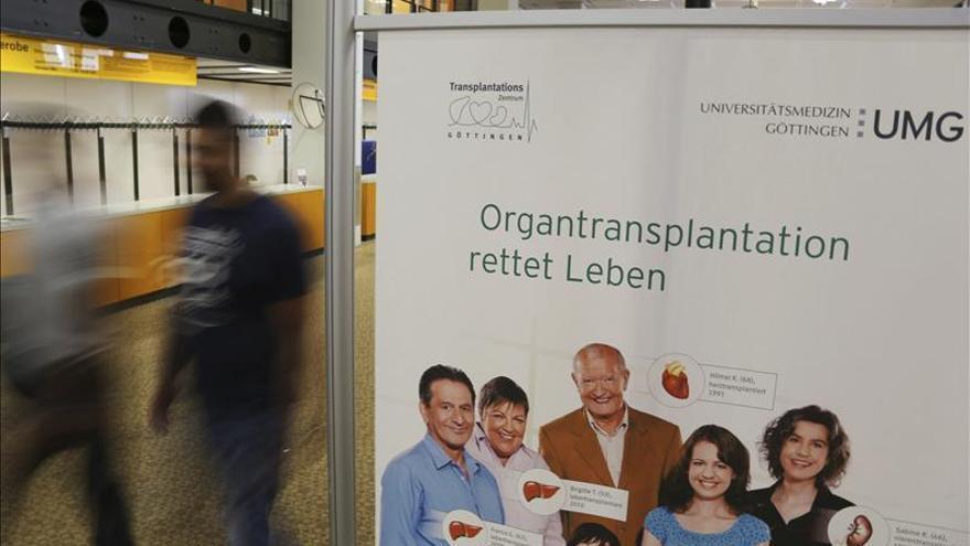 Uruguay, a la cabeza en América Latina en donación de órganos en 2014
