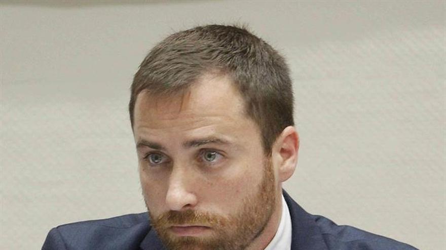 El consejero de Turismo del Gobierno de Canarias, Isaac Castellanos.