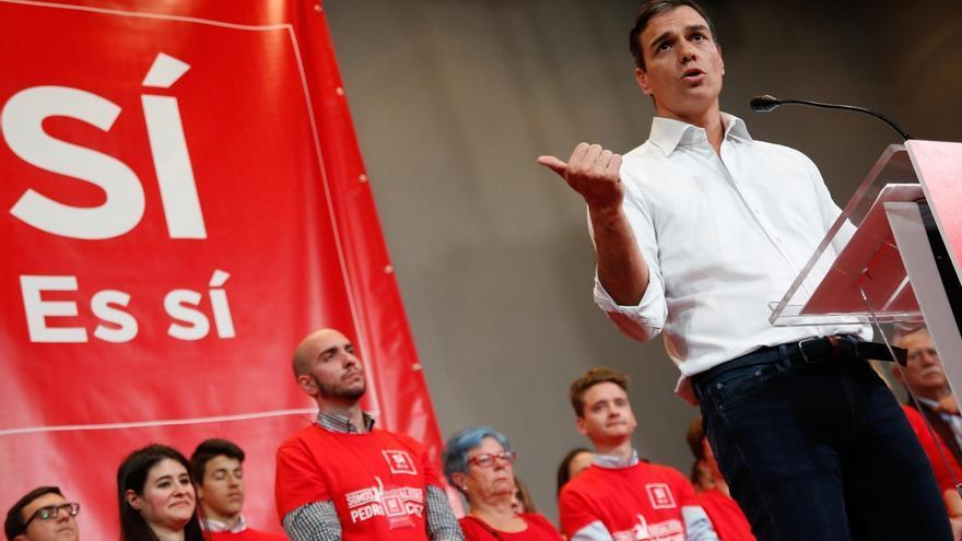 Pedro Sánchez visitará el domingo 26 de marzo Burjassot (Valencia) en un acto con militantes y simpatizantes socialistas