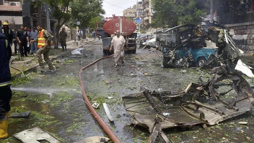La CE pide a las partes en conflicto en Siria que dejen de atacar a la población y los hospitales