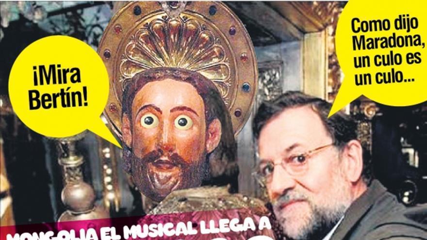 'Mongolia, el musical' llega a Santiago de Compostela