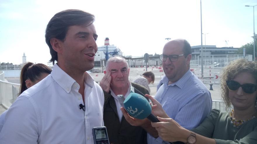 Montesinos llama a juntar en torno al PP al centro-derecha para acabar con la etapa de Sánchez en Moncloa