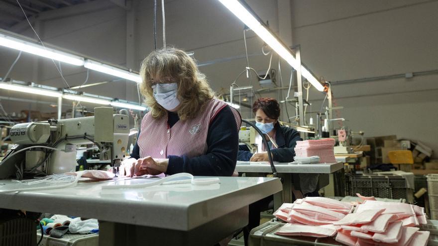 El convenio del textil-confección recoge incrementos salariales para 3 años