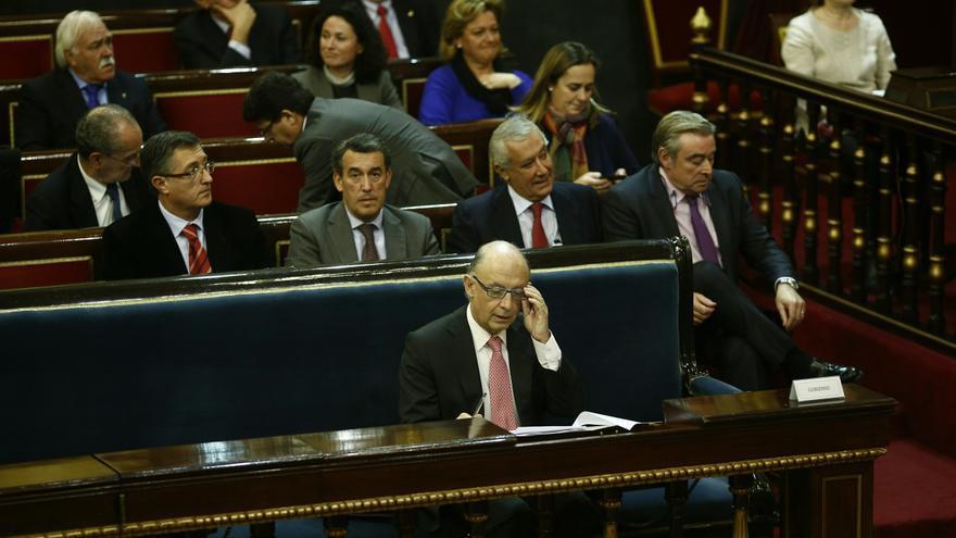 El PP aprueba en solitario en el Senado que la reforma local es respetuosa con las competencias autonómicas