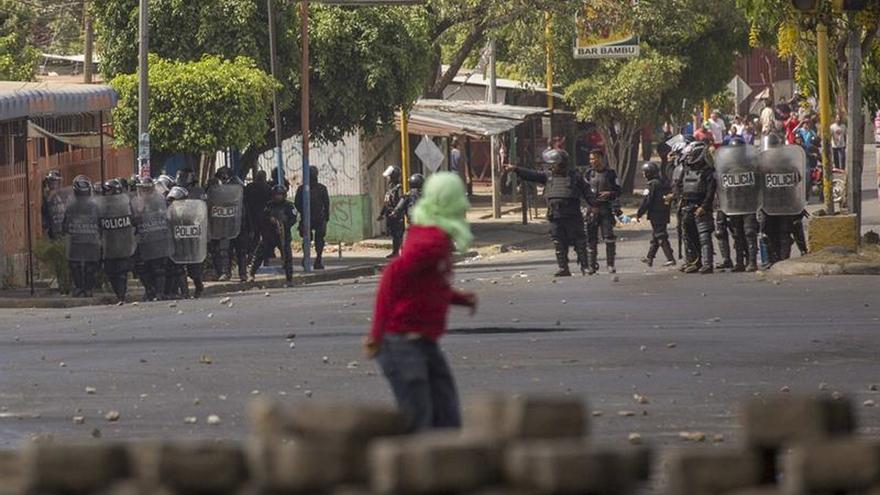 Se elevan a veintisiete los muertos en las protestas de Nicaragua, según ONG