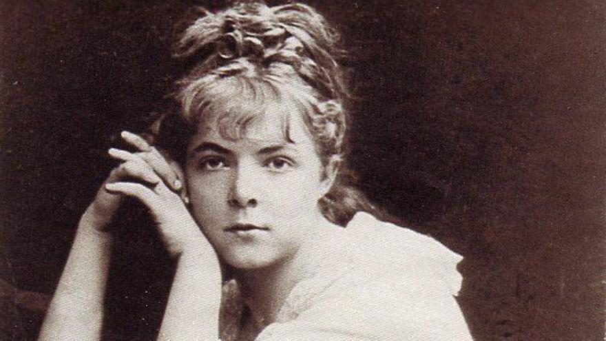 María Bashkírtseva, la precoz artista ucraniana