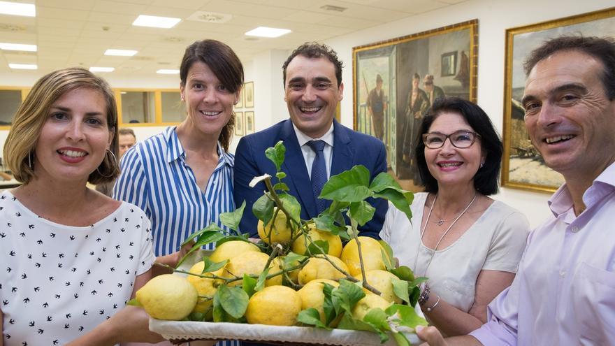 La Fiesta de los Limones Solidarios de Novales será también 'saludable' y ambientalmente sostenible