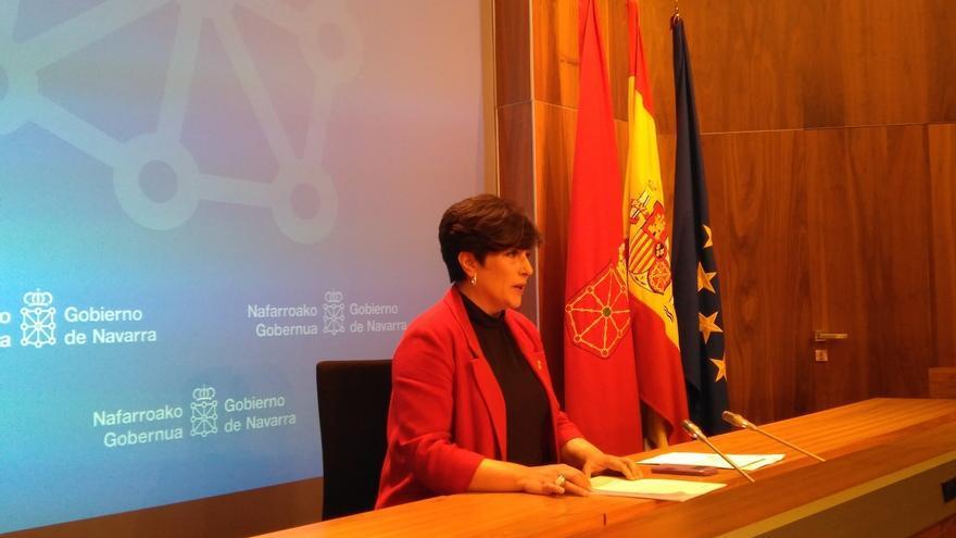 Solana prevé que el nuevo instituto de Sarriguren entre en funcionamiento para el curso 19-20