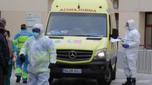 Un cambio en el recuento de pacientes graves en Catalunya reduce de 2.053 a 1.408 los ingresados en UCI