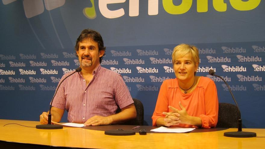 """Urizar cree """"lamentable"""" la respuesta """"frustrante"""" del Gobierno vasco a la propuesta de Ley de Consultas de EH Bildu"""