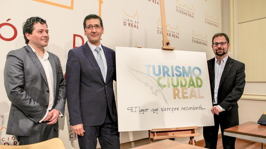 Presentación de la nueva marca 'Turismo Ciudad Real' / Diputación provincial