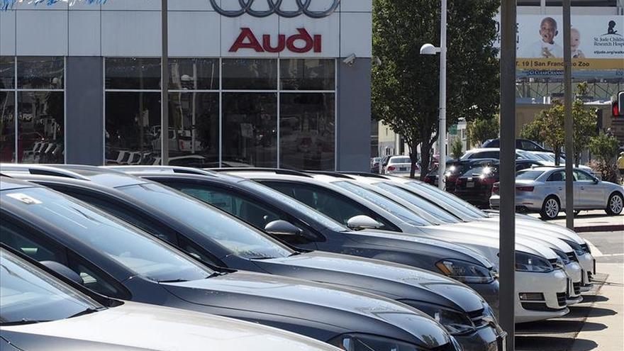 Audi vende hasta noviembre 1,6 millones de vehículos, un 3,4 % más