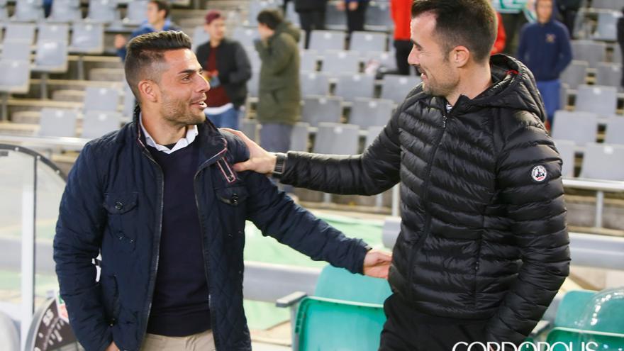 Romero saluda a López Garai   MADERO CUBERO