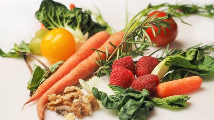¿Qué dicen los colores de frutas y hortalizas de sus virtudes nutricionales?