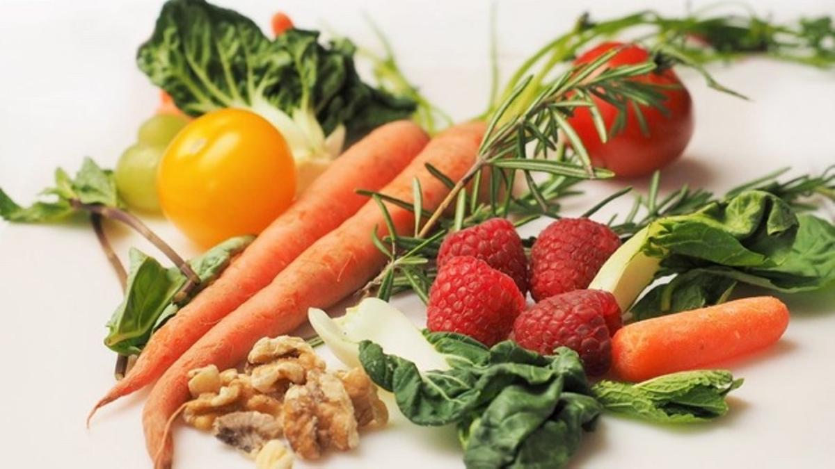 Frutas y verduras, una fuente de salud