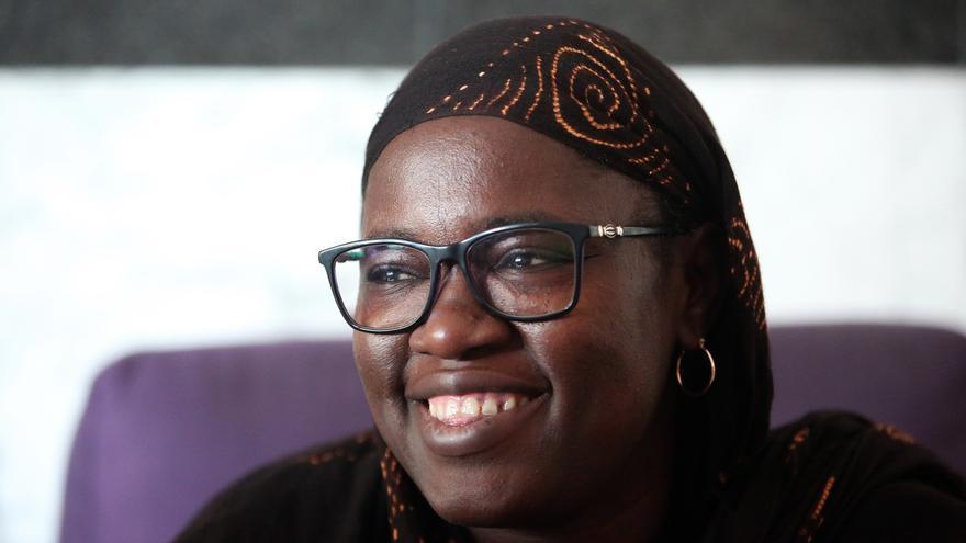 Fatouma Harber, activista, psicóloga y docente de Malí.