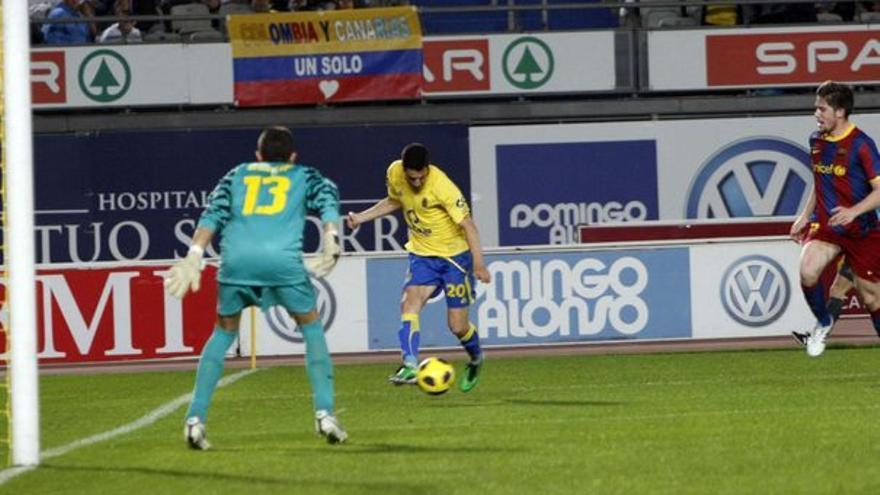 Del UD Las Palmas-Barcelona B #6