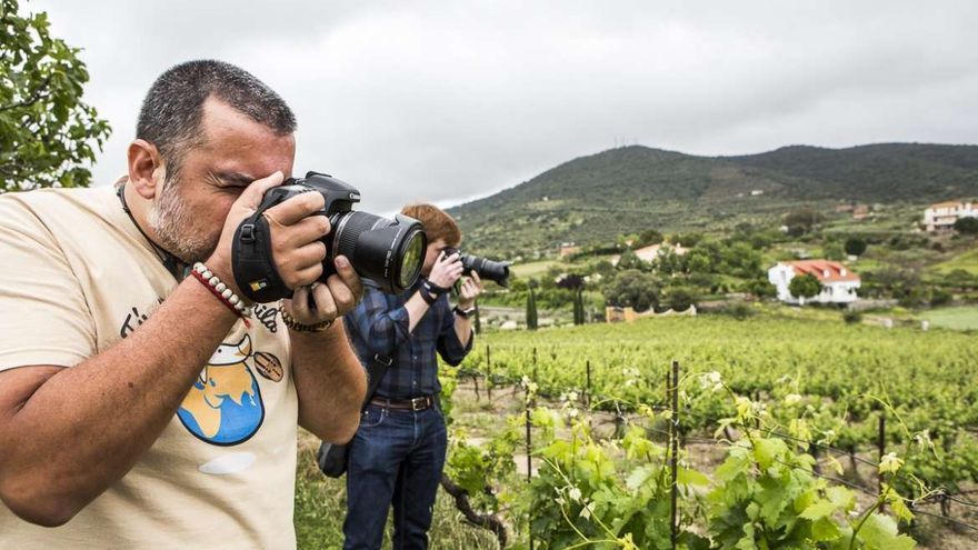 Blogueros, Extremadura