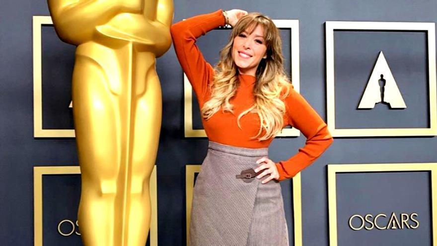 """Gisela ya está en Los Ángeles y actuará esta noche en los Oscar: """"Es el máximo regalo de mi vida"""""""