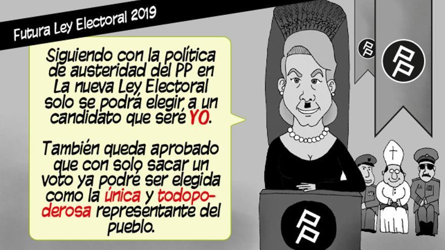 Ley electoral 2019