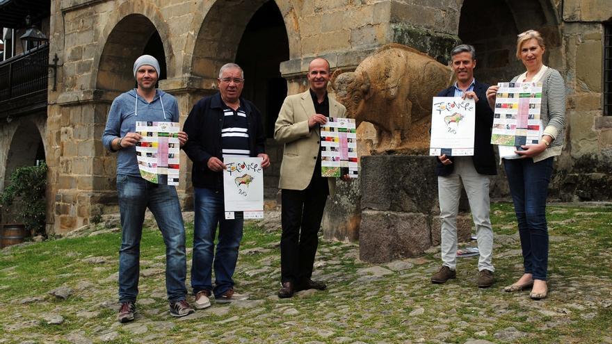 Catorce compañías participarán en el Festival Internacional de Títeres 'Bisóntere', del 29 al 31 de mayo en Santillana