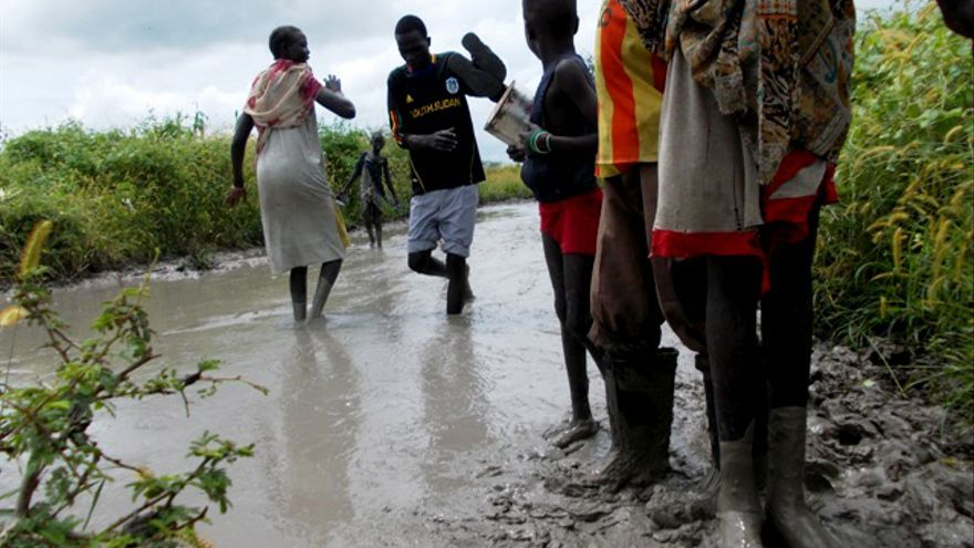 Sudán del Sur/Oxfam