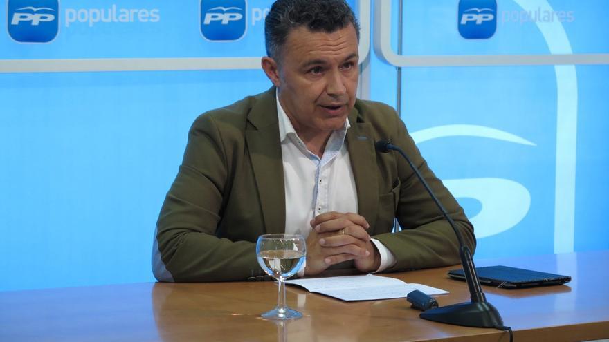 """El PP tilda de """"antidemocrático"""" al PSOE y le acusa de llamar a incumplir la Ley de Seguridad Ciudadana"""