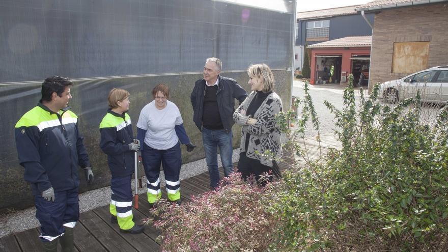 El Ayuntamiento presenta al Gobierno un taller de empleo para 2018 sobre jardinería y viveros